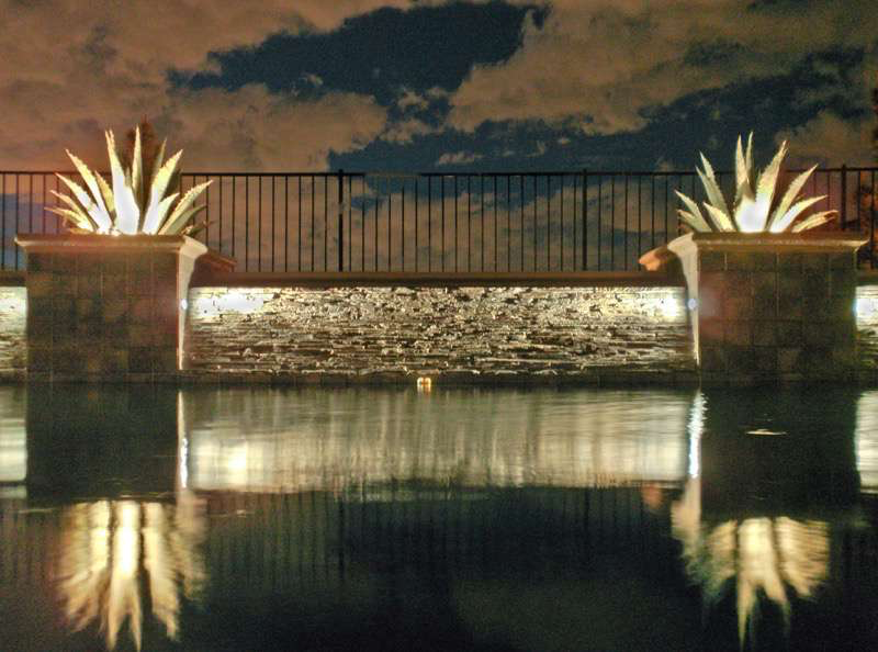 Plan Your Landscape Lighting Design